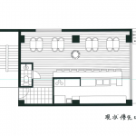 【福岡市中央区警固1丁目】カフェ居抜店舗